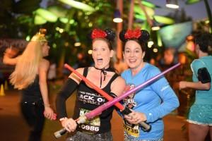 When Princesses Became Jedis: the Star Wars 10K at Disneyland