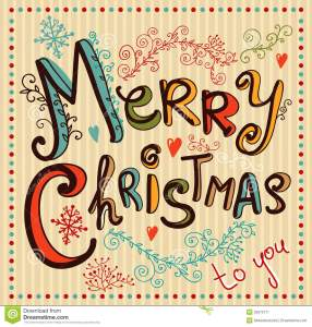 December 3-Christmas Card