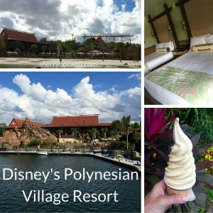 Top Disney Deluxe Resorts: Polynesian Village Resort