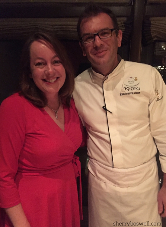 Disney Cruise advice | On the Disney Fantasy, meet the talented Remy executive chef