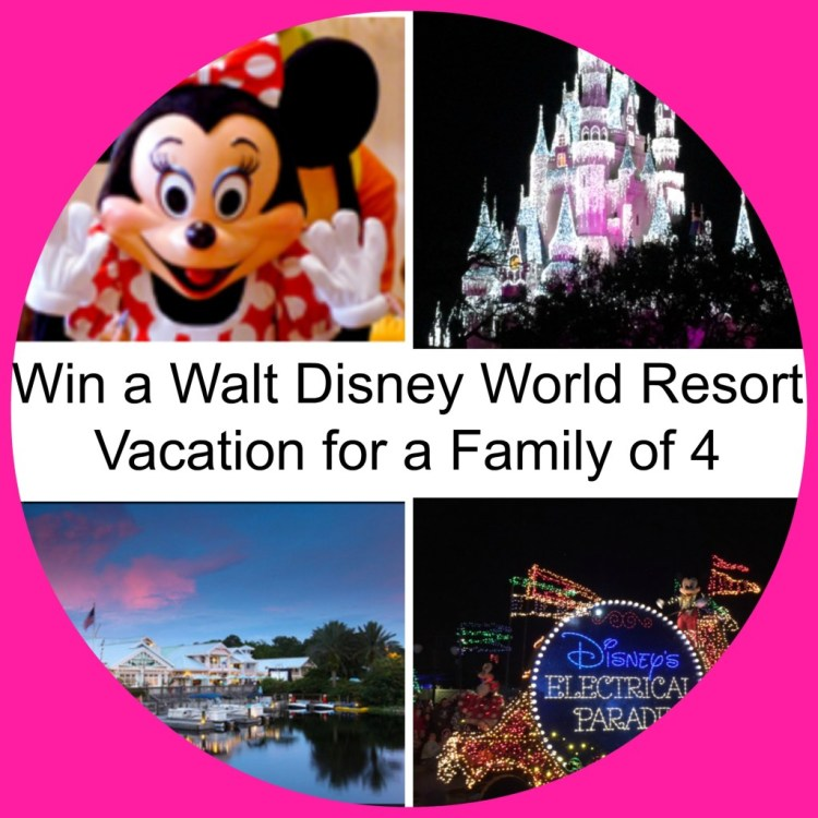 Who wants to win a Walt Disney World giveaway? Enter here!