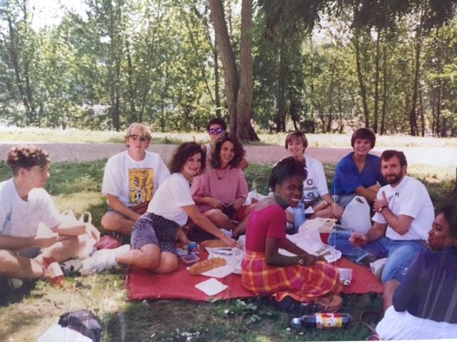Tours France picnic