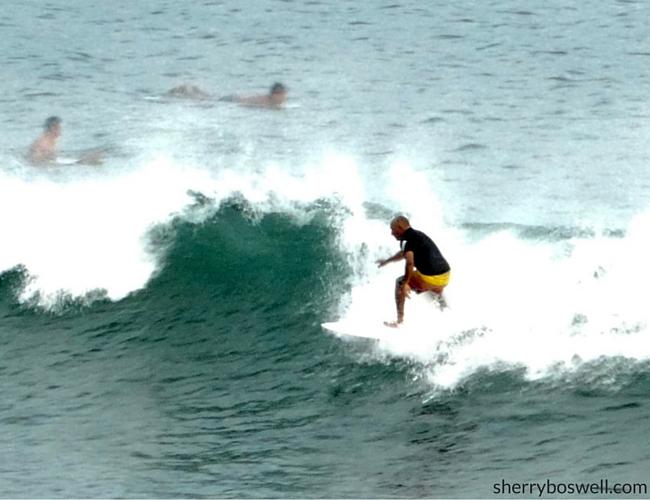 Puerto Vallarta Resort   Surf's up at the Grand Palladium Vallarta