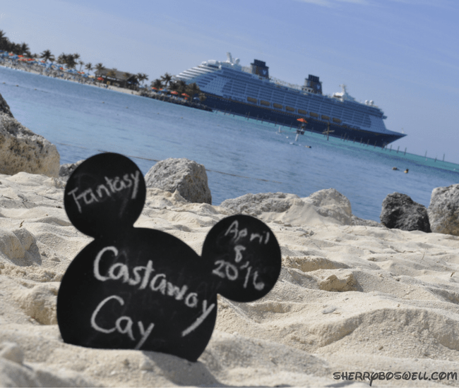 18 Travel Destinations in 2018 | Disney Cruise Line makes cruising magical, especially with its own private island, Castaway Cay. Looking back at the Disney Fantasy from the beach is a postcard-worthy moment.