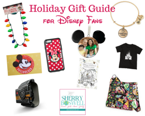 Holiday Gift Guide for Disney Fans