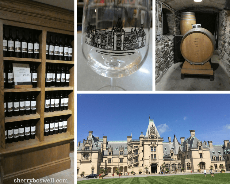10 Things to Do in Asheville | Biltmore winery and wines
