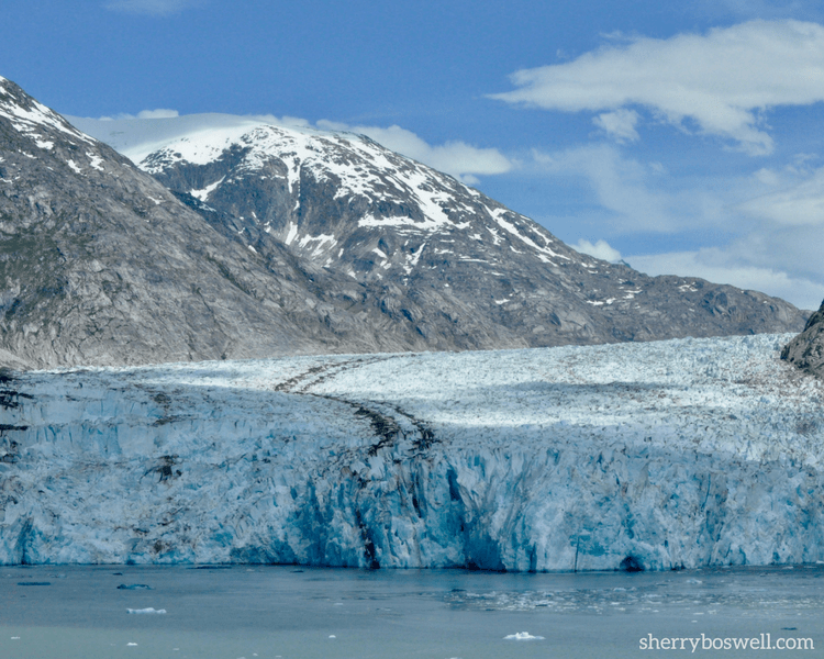 18 Travel Destinations in 2018 | Glaciers like the Dawes Glacier in Endicott Arm are one reason why Alaska is a one of a kind bucket list destination.