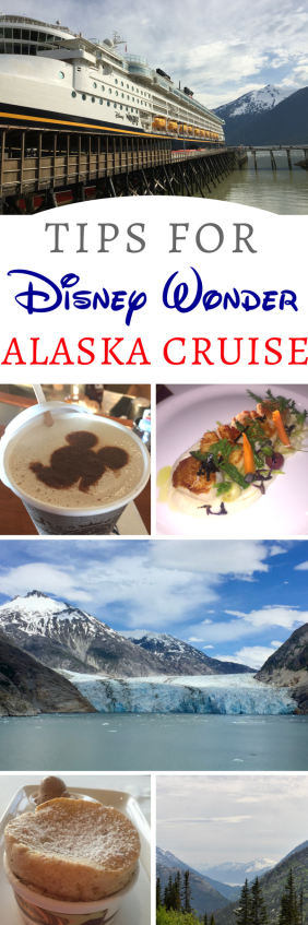 The Disney Wonder, Disney Cruise Line's ship for Alaska cruises, makes an excellent home base for Alaskan adventures. These 8 Do's and 1 Don't while cruising Alaska includes advice on excursions, naturalist seminars, what to pack, and what to expect. #Alaska #cruise #Disneycruise #DCL