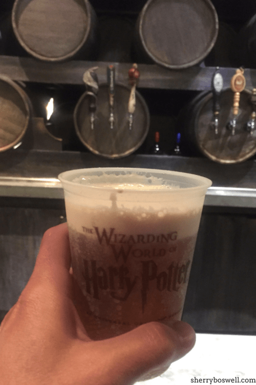 Universal Orlando Wizarding World of Harry Potter tips include the one and only Butterbeer