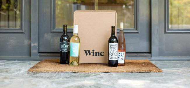 Best Subscription Boxes for the holidays would have to include a wine subscription; Winc fits the bill.