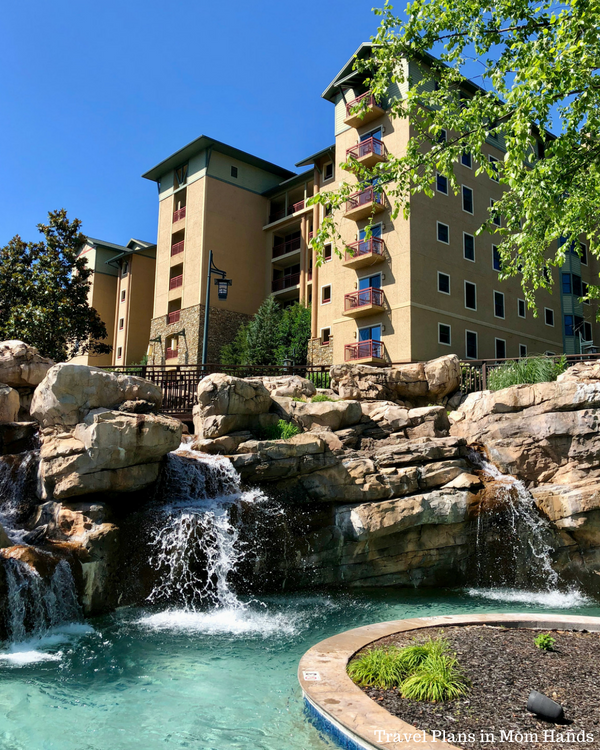 The where to stay part of Where to Stay, Eat, and Play in Pigeon Forge, TN would be the RiverStone Resort and Spa in one of their 1-4 bedroom condos.