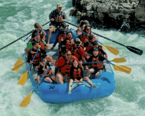 Jackson Hole Family Fun with Barker-Ewing Whitewater