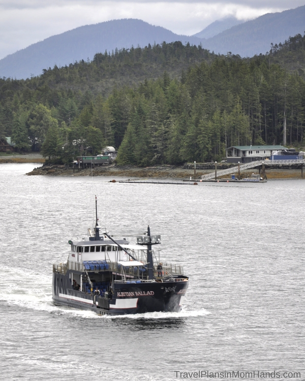 The deadliest catch? More like the most entertaining catch for Alaska excursion in Ketchikan!