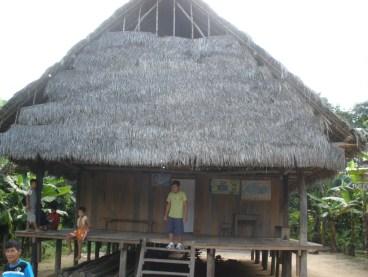 Grau, Upper Amazon, Peru
