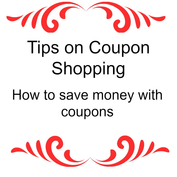 Tips on Coupon Shopping