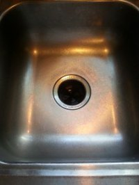 How to Clean Your Garbage Disposer | Simply Sherryl