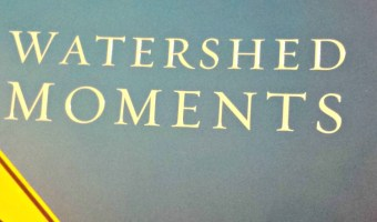 Watershed-Moments