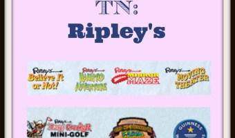 Ripley's in Gatlinburg {Review}