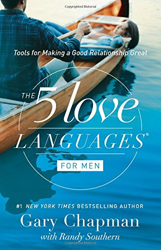 Image result for the 5 love languages for men