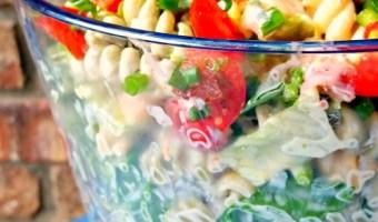 Pasta BLT Salad