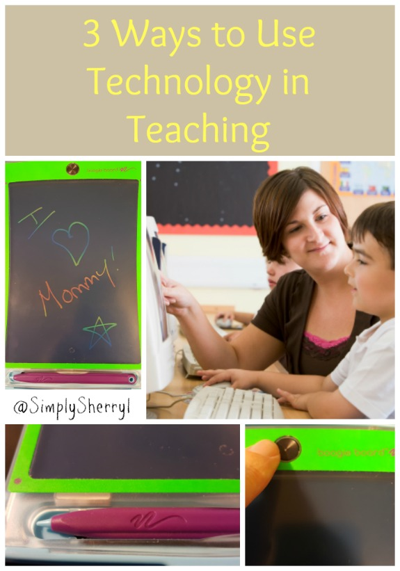 3 Ways to Use Technology in Teaching