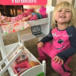 Doll Furniture for the Little Divas