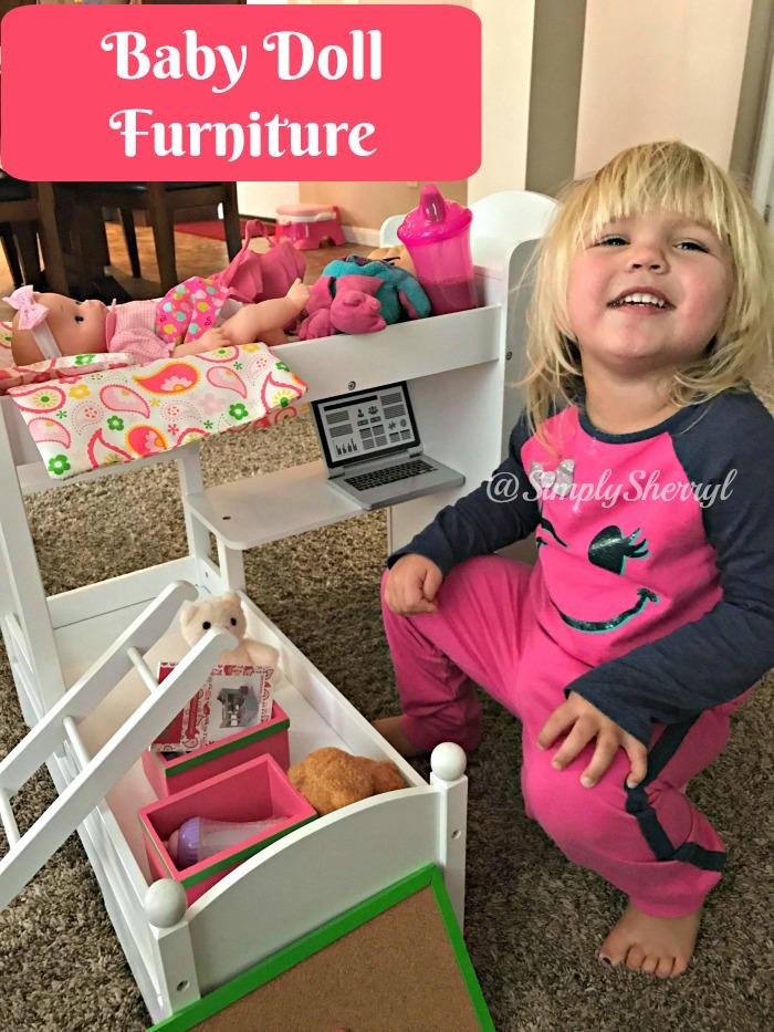 Doll Furniture for the Little Divas