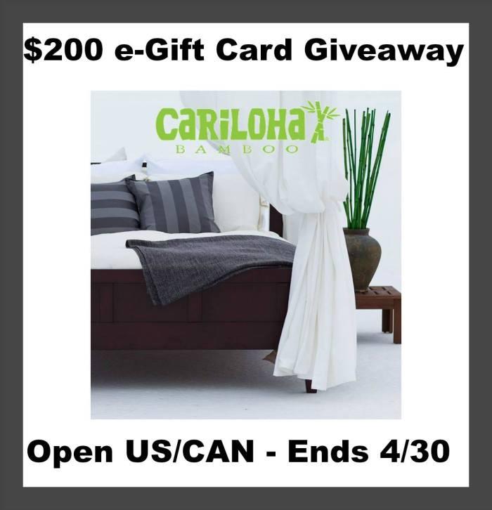 Cariloha Gift Card