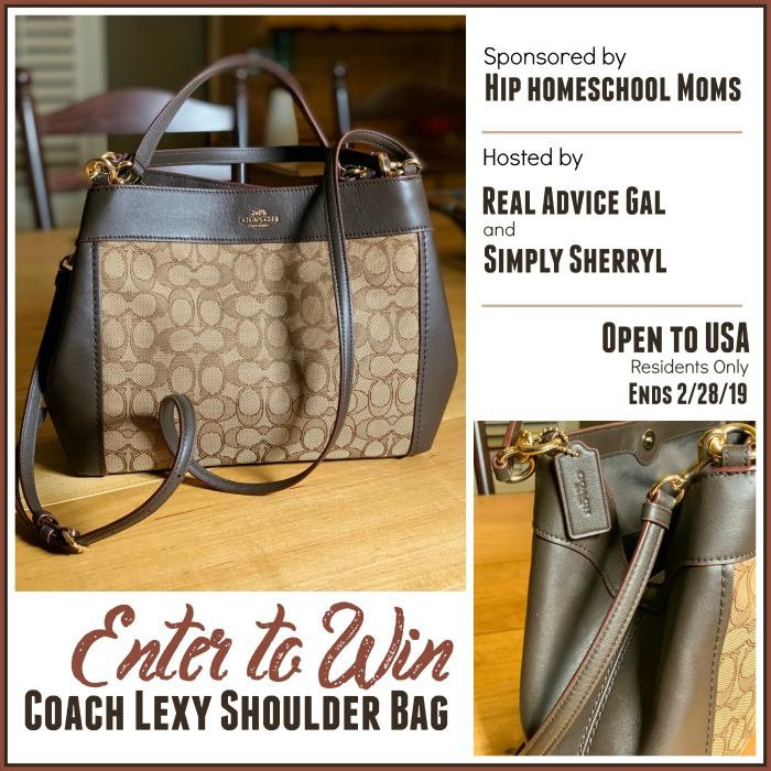 Coach Lexy Giveaway