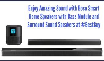 Bose Home Speakers at BestBuy