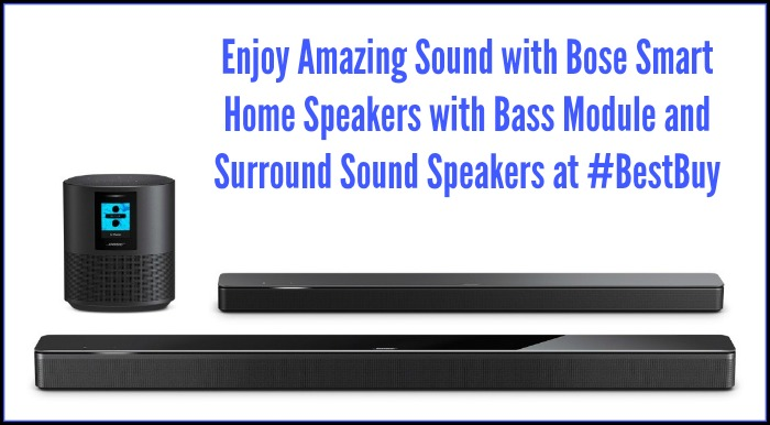 Bose Home Speakers at BestBuy