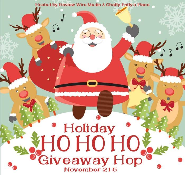 Holiday HO HO HO Giveaway