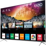 Enjoy Great Entertainment Experience with VIZIO P-Series® 4K HDR Smart TV