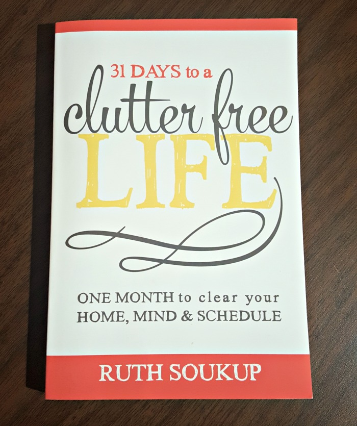 31 Days to Clutter Free Life
