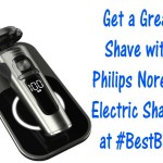 Get a Great Shave with Philips Norelco Electric Shaver at #BestBuy