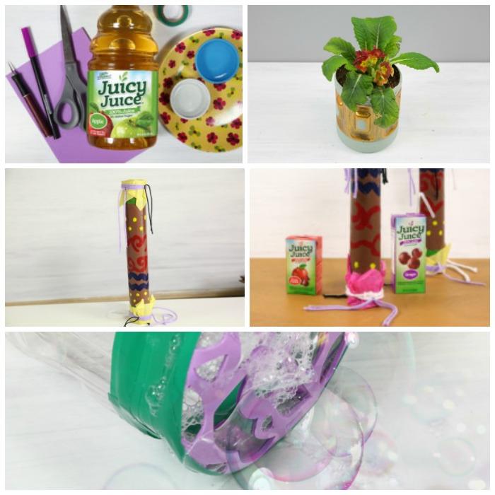 Spring Break: Kids' Crafts + Snacks