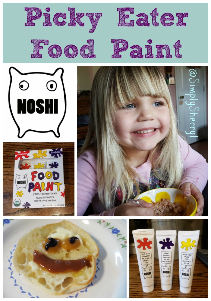 Picky Eater Food Paint