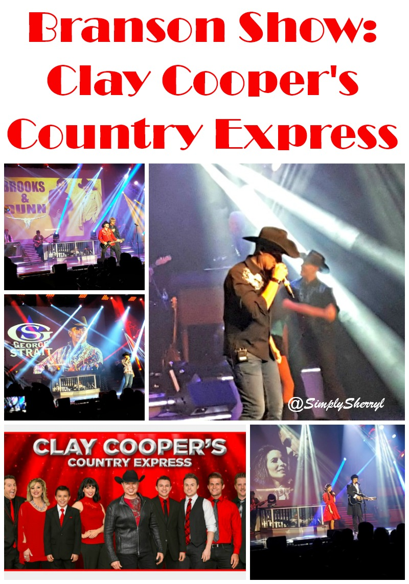 Branson Show Clay Cooper's Country Express
