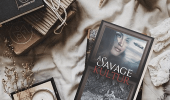Review A Savage Kultur by Monique Roy