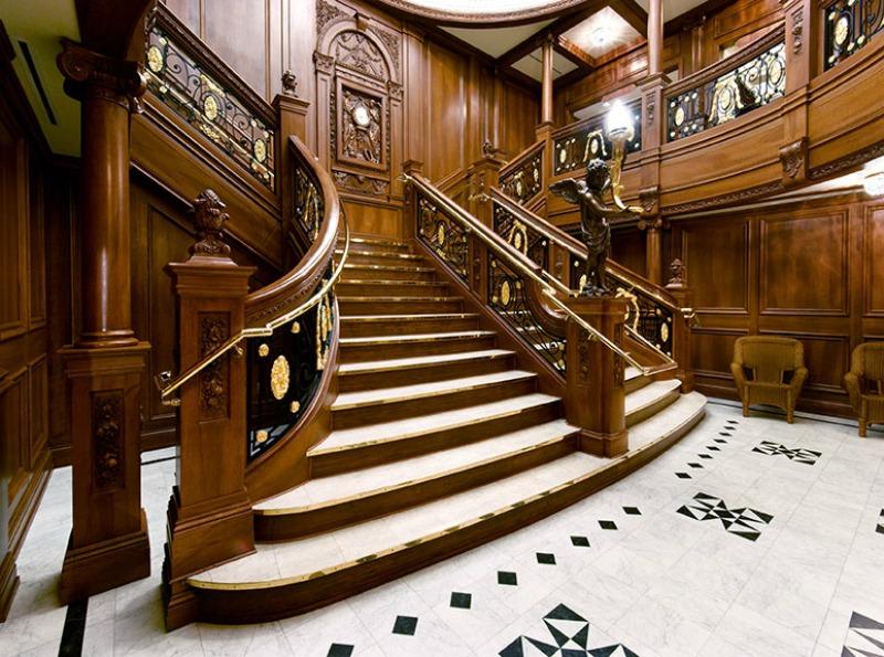 The Titanic Museum Attraction Branson Missouri