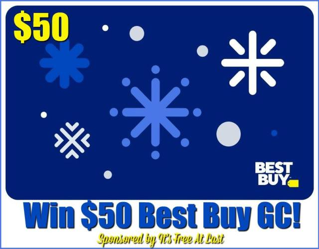 Win a Best Buy Gift Card