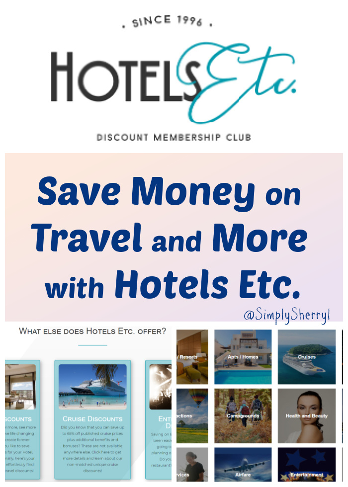 Save Money on Travel and More with Hotels Etc.