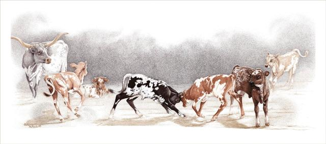 Legends in Training | Longhorns
