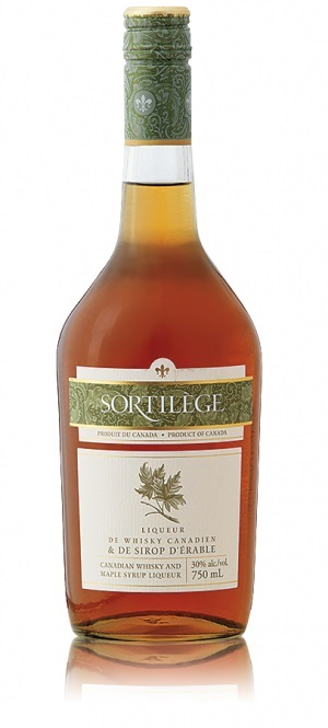 Sortilege  Maple Syrup  Canadian Whisky Liqueur  Sherry