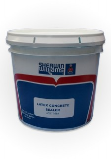 SW Latex Concrete Sealer  Sherwin Williams Jamaica