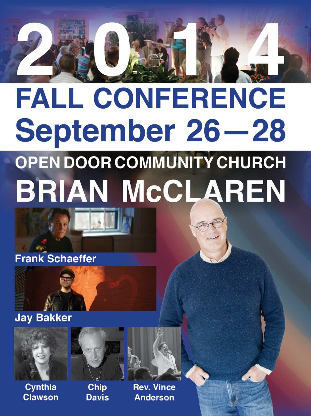 2014 Open Door Annual Fall Conference