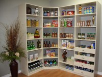 Pantry Organizers | Project Gallery | Sherwood Shelving