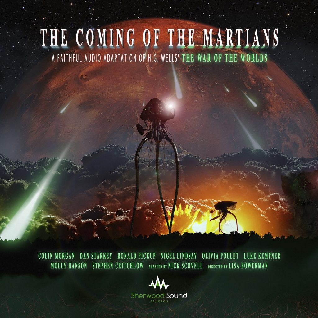 The War Of The Worlds 2xcd Download