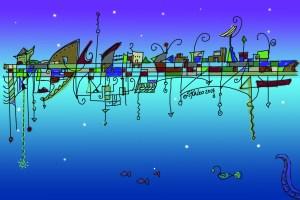 Danglescapefish