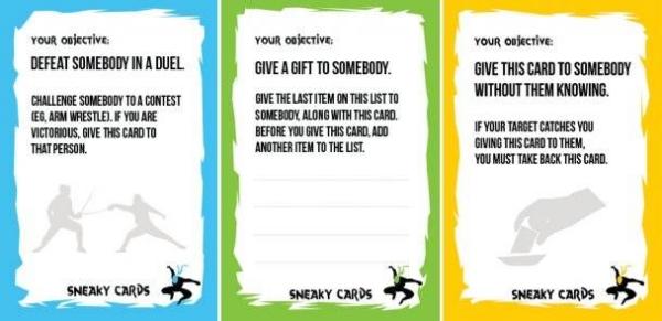 sneakycards